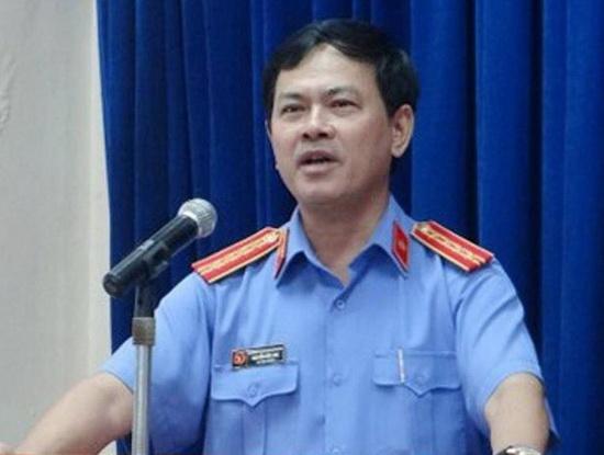 Nguyễn Hữu Linh từng làm Viện phó Viện KSND TP Đà Nẵng.