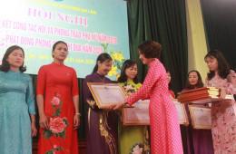 Nhiều công trình phần việc chăm lo cho phụ nữ, trẻ em
