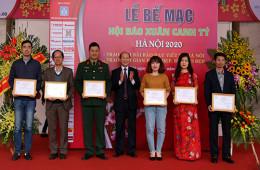 Báo Phụ nữ Thủ đô đoạt giải B Giải bìa báo Tết đẹp