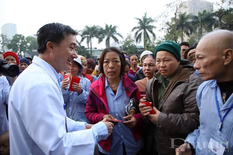 Giám đốc Bệnh viện K Trần Văn Thuấn