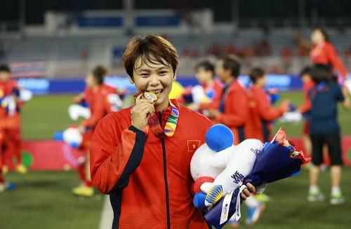 """Những cô gái """"vàng"""" vượt lên  nghịch cảnh của thể thao Việt Nam 2019"""