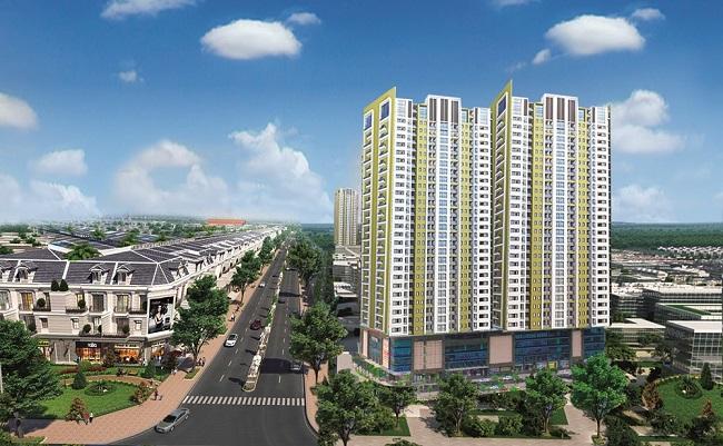 Giá trị bất động sản tại Khu đô thị Geleximco Lê Trọng Tấn hiện đã tăng lên gấp nhiều lần.