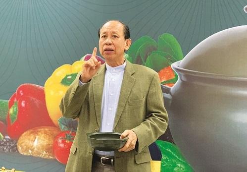 Ông Lý Ngọc Minh -Tổng Giám đốc Công ty TNHH MinhLong 1