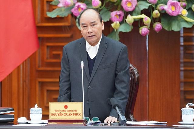 Thủ tướng Nguyễn Xuân Phúc: Bảo đảm mọi mặt để nhân dân vui Tết đón Xuân an toàn thuận lợi, đầm ấm.