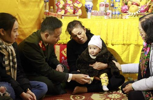 Hà Nội đề xuất hỗ trợ gia đình 03 cán bộ, chiến sĩ công an hy sinh