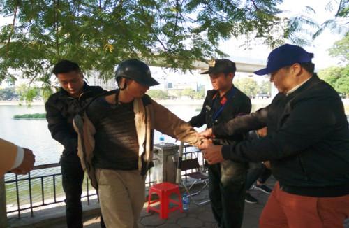 Công an Hà Nội: Tập trung trấn áp tội phạm, đảm bảo an ninh trật tự dịp Tết