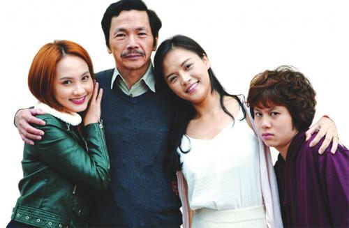 Chuyện gia đình - chuyện của phim truyền hình Việt
