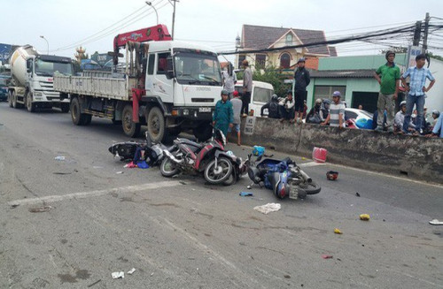 19 người tử vong vì tai nạn giao thông trong ngày mùng 3 Tết