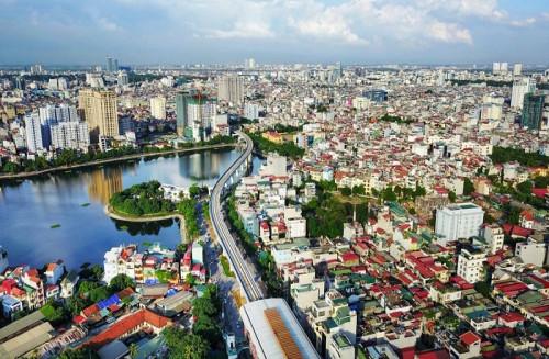 Năm 2019: Kinh tế Thủ đô tăng trưởng cao nhất từ đầu nhiệm kỳ