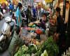 GIá siêu thị ổn định, chợ dân sinh tăng nhẹ