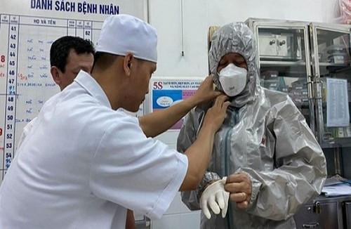 Hải Dương: cách ly 18 y, bác sĩ tiếp xúc bé trai Trung Quốc nghi nhiễm virus corona