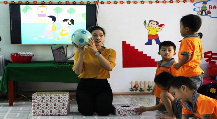 """Đến năm 2022, hơn 14.695 trường học sẽ được tiếp cận chương trình """"Học thông qua chơi"""""""