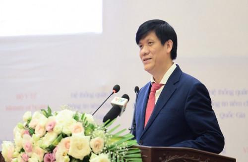 Điều động, bổ nhiệm Phó trưởng ban Tuyên giáo TW Nguyễn Thanh Long làm Thứ trưởng Bộ Y tế