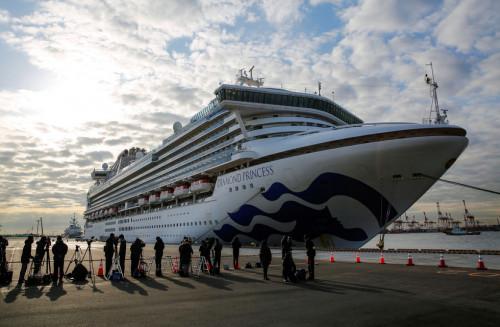 Tàu du lịch Nhật trở thành