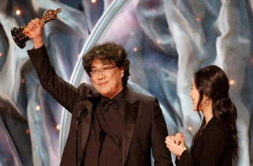 Lần đầu trong lịch sử, phim Hàn Quốc đoạt giải Oscar
