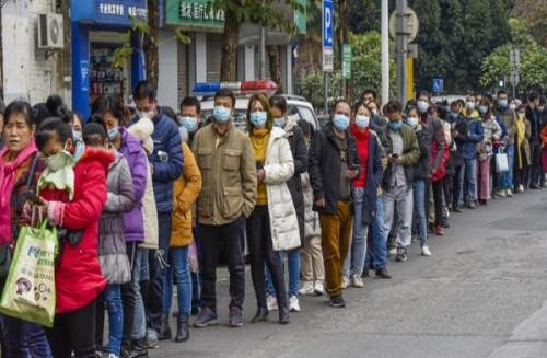 Thể giới đảo lộn vì dịch bệnh do virus corona