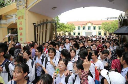 Đảm bảo điều kiện vệ sinh khi học sinh đi học trở lại