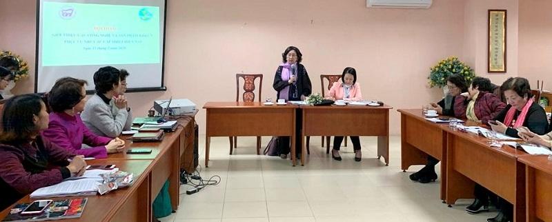 Các đại biểu tham gia hội thảo