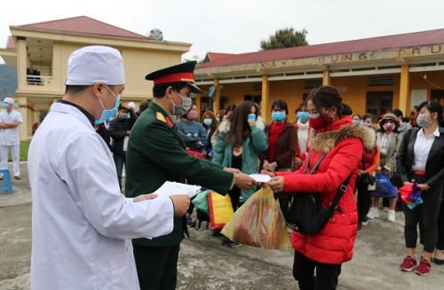 Lào Cai: 52 công dân đầu tiên hoàn thành cách ly