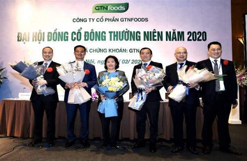 Bà Mai Kiều LIên trở thành Chủ tịch Hội đồng quản trị Công ty cổ phần GTNFOODS
