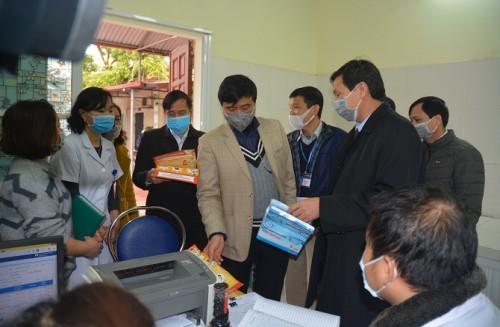 Cách ly tập trung 47 trường hợp tại bệnh viện Công an TP Hà Nội