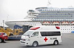 2 du khách nhiễm Covid-19 trên tàu Diamond Princess tử vong