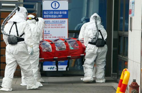 Số ca mắc Covid-19 tại Hàn Quốc tăng lên 1.766 người