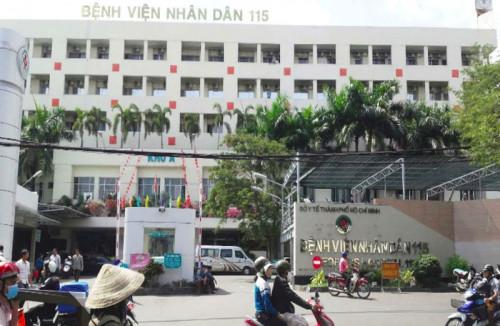 Ca tử vong tại Bệnh viện Nhân dân 115 TP Hồ Chí Minh không liên quan Covid-19