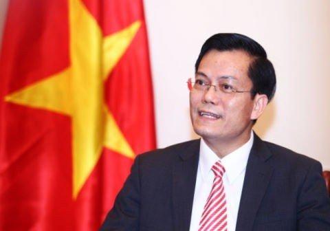 Đại sứ Việt Nam tại Hoa Kỳ, ông Hà Kim Ngọc