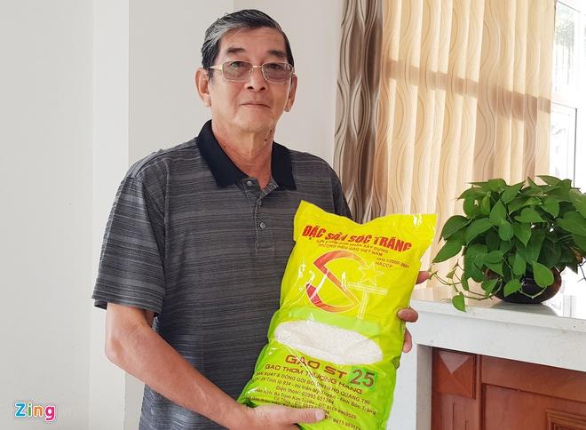 Việt Nam có giống ST25 được công nhận gạo ngon nhất thế giới. Ảnh: Việt Tường.
