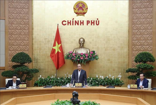 Thủ tướng khẳng định, đầu tư thực hiện chính sách xã hội là đầu tư cho phát triển. Ảnh: Thống Nhất/TTXVN.