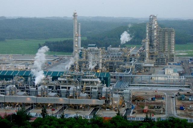 Tháng 4/2019, BSR chế biến lô dầu WTI Midland thử nghiệm đầu tiên với khối lượng khoảng 995.000 thùng.