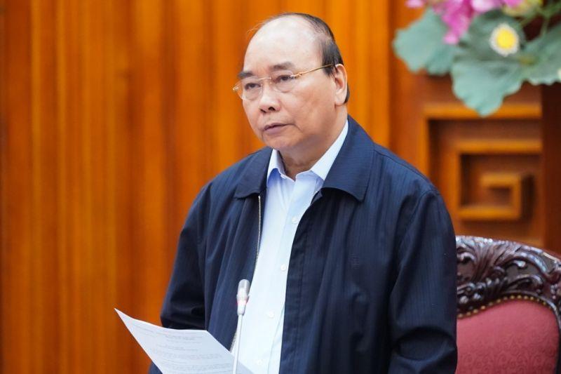 Thủ tướng yêu cầu thực hiện hàng loạt biện pháp kể từ 0h ngày 28/3. Ảnh: Quang Hiếu/VGP.
