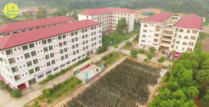 Hà Nội thêm khu cách ly tại Trung tâm Giáo dục Quốc phòng và an ninh, Đại học Quốc gia tại Thạch Thất, Hà Nội.