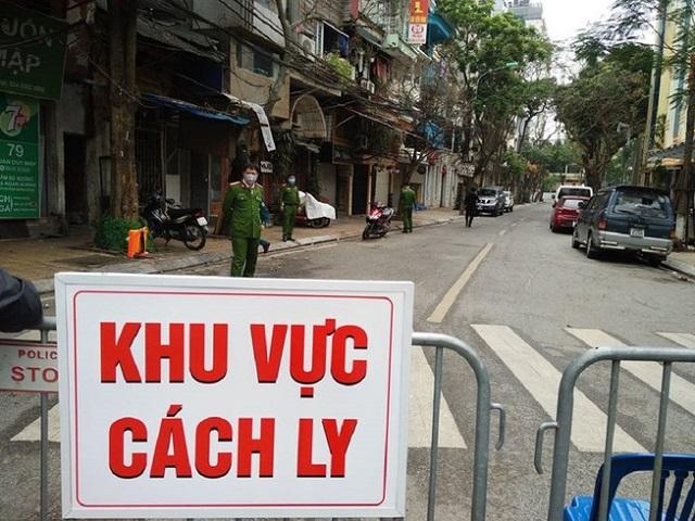 Công tác phòng chống dịch bệnh Covid-19 được Thành ủy Hà Nội xác định là nhiệm vụ trọng tâm trong tình hình hiện nay. (Ảnh: Int.)