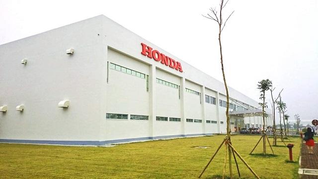 Công ty ô tô Honda Việt Nam đã quyết định tạm dừng sản xuất từ ngày 1-15/4/2020.