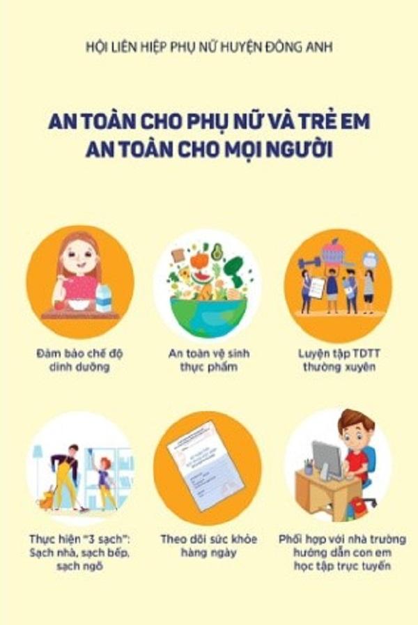 """Với khẩu hiệu """"An toàn cho trẻ em – An toàn cho mọi người"""", Hội tập trung đẩy mạnh các hoạt động truyền thông trên mạng xã hội (facebook, zalo. Panpage…)"""