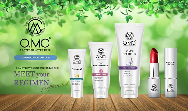 Sản phẩm OMC của Công ty Dược France tổng hợp