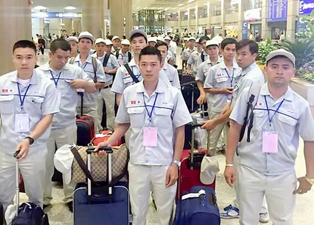 Đưa người Việt Nam đi làm việc ở nước ngoài không đúng luật sẽ bị xử phạt
