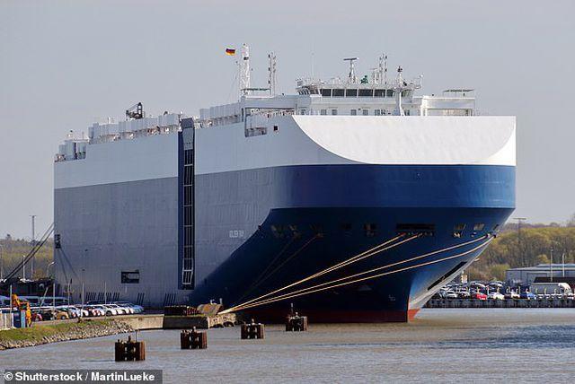 Thuyền trưởng tàu biển chở gần 2.000 ô tô nhập khẩu vào Hải Phòng tử vong trong phòng ngủ chưa rõ nguyên nhân, ảnh: internet.