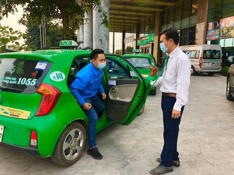 Hãng Taxi Mai Linh được Sở Giao thông vận tải TPHCM chọn để vận chuyển người dân miễn phí trong tình huống khẩn cấp.