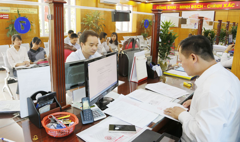 Các cơ quan, đơn vị ở Hà Nội tiếp tục cải cách thủ tục hành chính tạo điều kiện thuận lợi cho người dân và doanh nghiệp