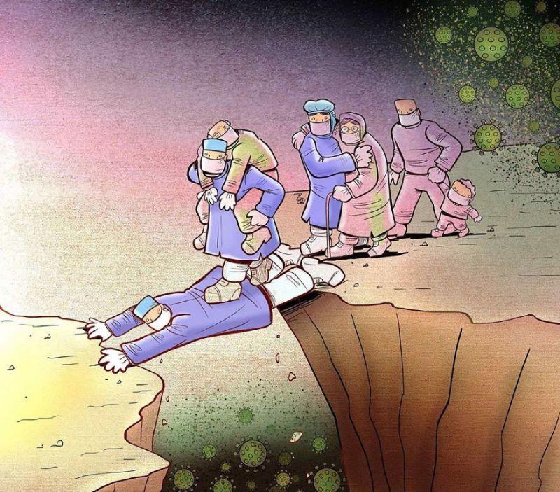 Có những người đã phải hy sinh bản thân để bệnh nhân được sống.