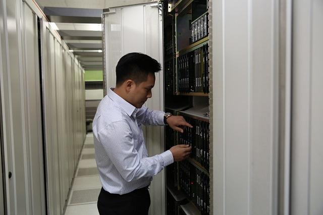 VNPT cấu  hình hệ thống tăng tốc độ