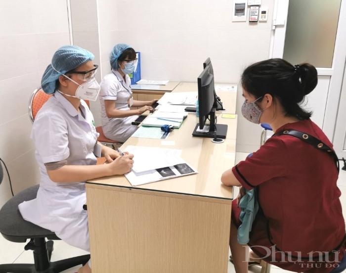 BV Phụ sản Hà Nội đã có phương án bố trí nhằm đảm bảo đủ nhân sự thực hiện khám chữa cho người bệnh.