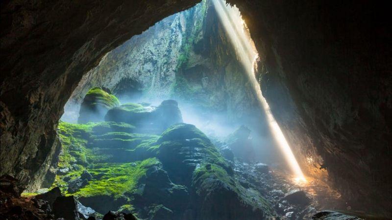 Cảnh quan hùng vĩ của Sơn Đoòng được đưa vào tốp 10 tour du lịch thực tế ảo đáng tham quan nhất thế giới