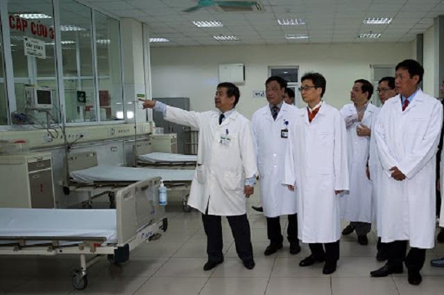 Việt Nam đã chuẩn bị kỹ mọi phương án ứng phó với sự bùng phát của dịch bệnh.