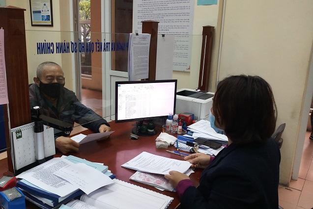 Hà Nội tăng cường các biện pháp phòng chống dịch tại bộ phận một cửa tại các cơ quan, đơn vị, địa phương