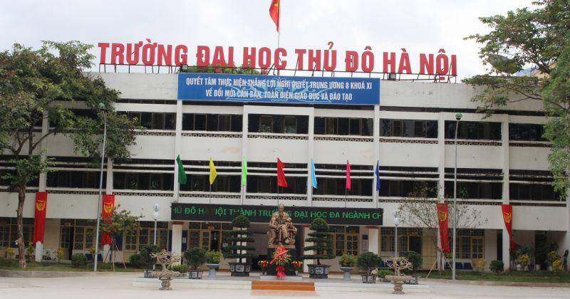 Hà Nội nghiên cứu phương án sáp nhập trường Cao đẳng sư phạm Hà Tây vào trường Đại học Thủ đô