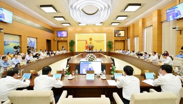 Phiên họp thứ 44 của Ủy ban Thường vụ Quốc hội sẽ họp ngày 20/4 tới.